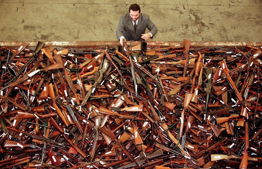 Australian-style gun control: Can US really learn from laws Down Under?