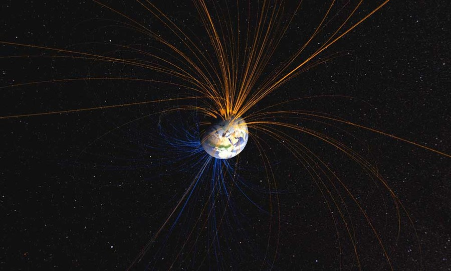 Strange phenomenon under Africa threatens to flip Earth's magnetic field