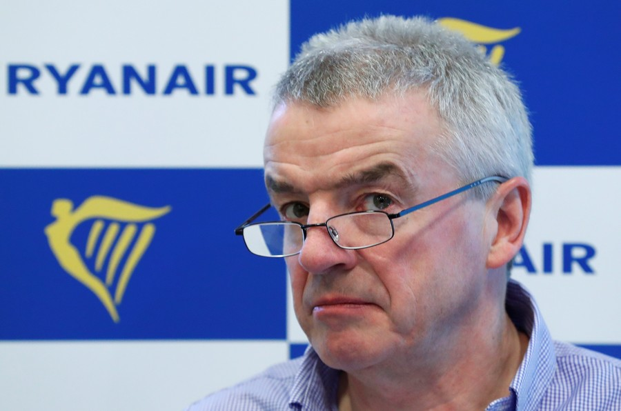 'No more cheap holidays for Brits': RyanAir threatens to ground planes after Brexit