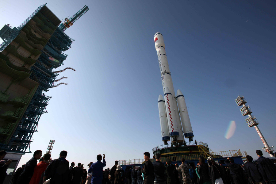 Out-of-control Chinese satellite to strike Earth: What are your odds of being hit?