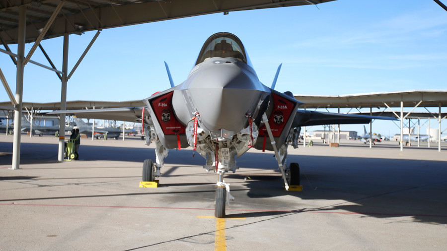 USAF may be forced into massive reduction of planned F-35 fleet – report