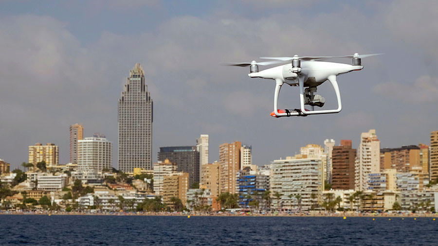 Flying above the law: Chinese gang used drones to smuggle $80mn worth of iPhones