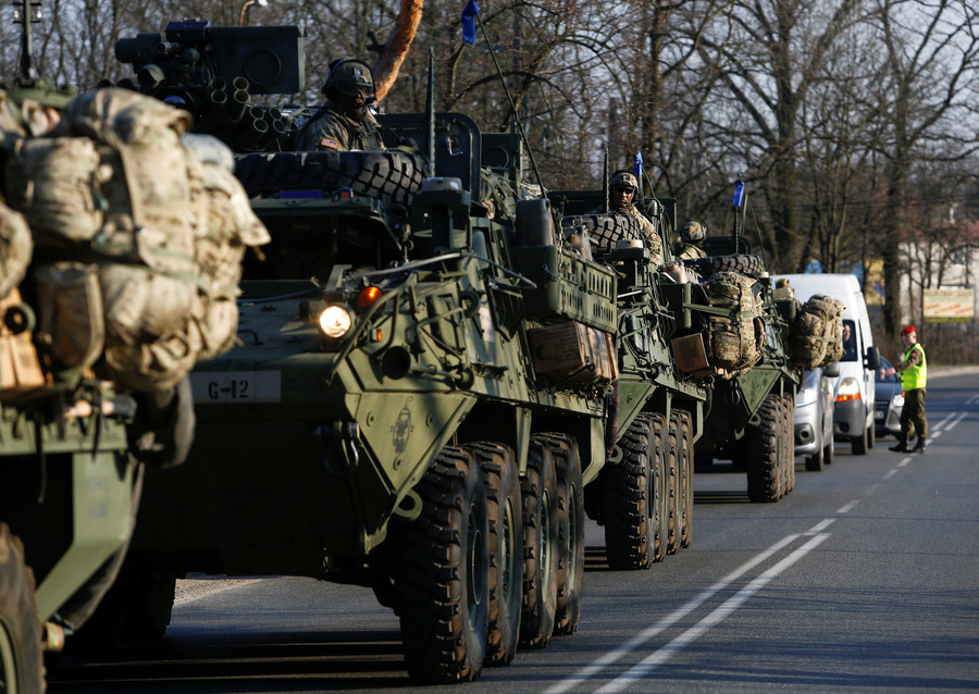 US 'outgunned & outmatched' by Russia in Europe, claims top general seeking budget increase