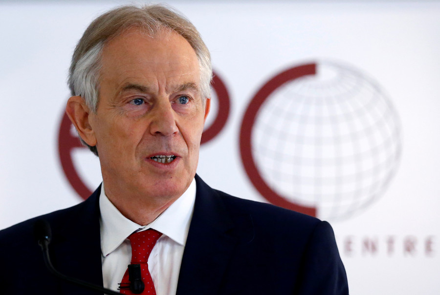 Tony Blair lauded for outstanding contribution to democracy (yes, really)