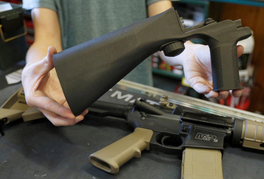 Trump admin moves to ban bump stock devices in wake of Florida school shooting