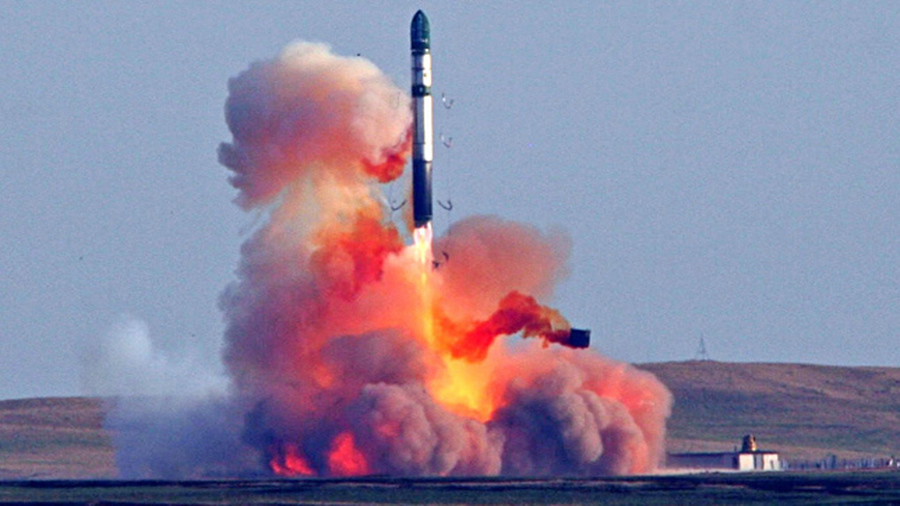 Fancy gold and platinum from old ICBMs? Russian space agency opens bidding