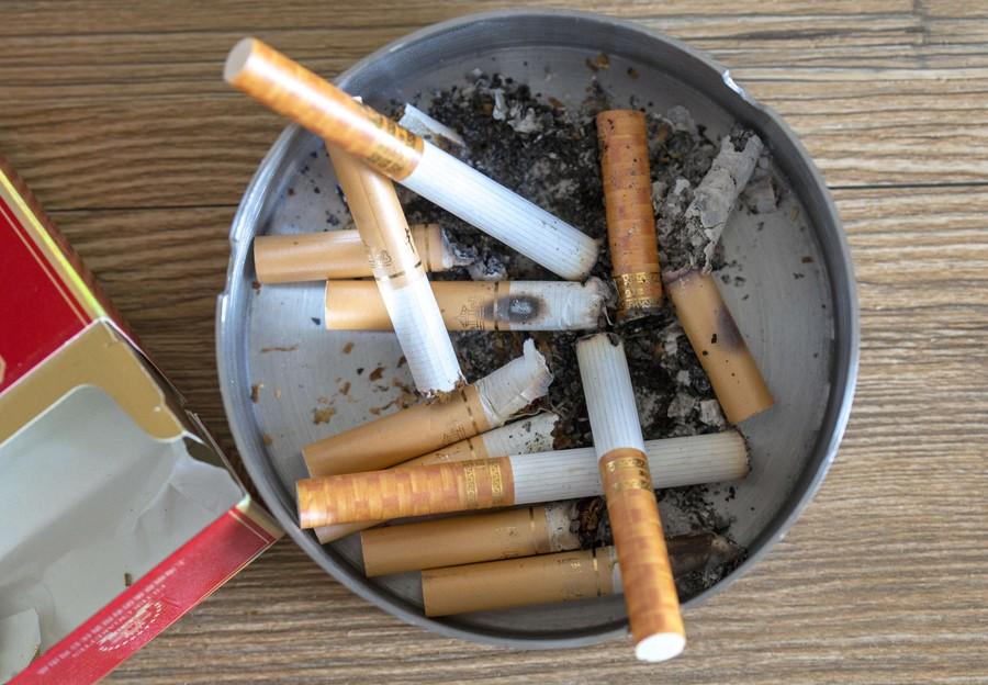 Cigarette forced on 3yo Saudi boy to 'teach him lesson'