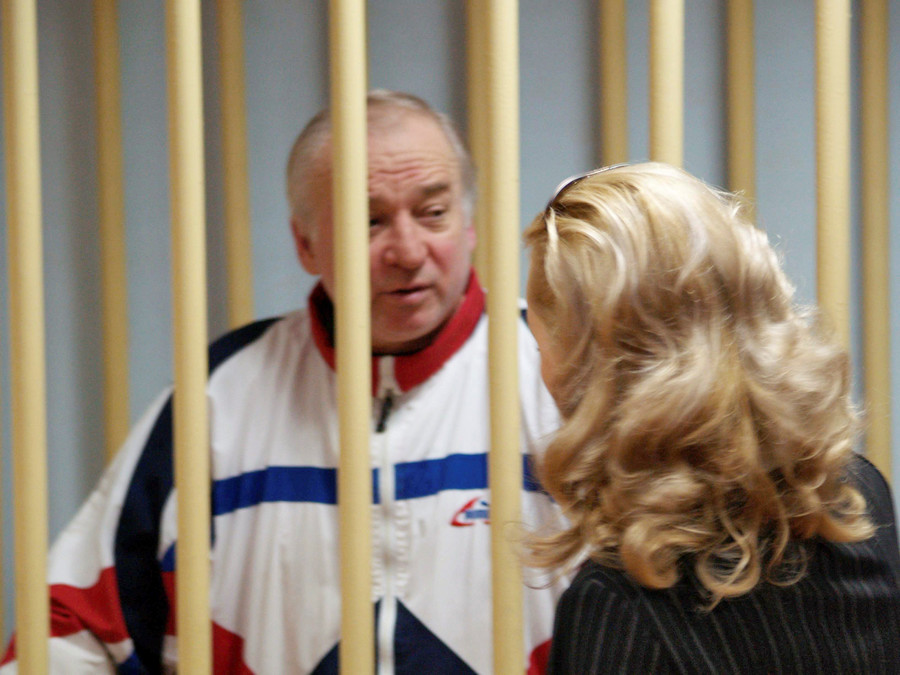 Sergei Skripal news
