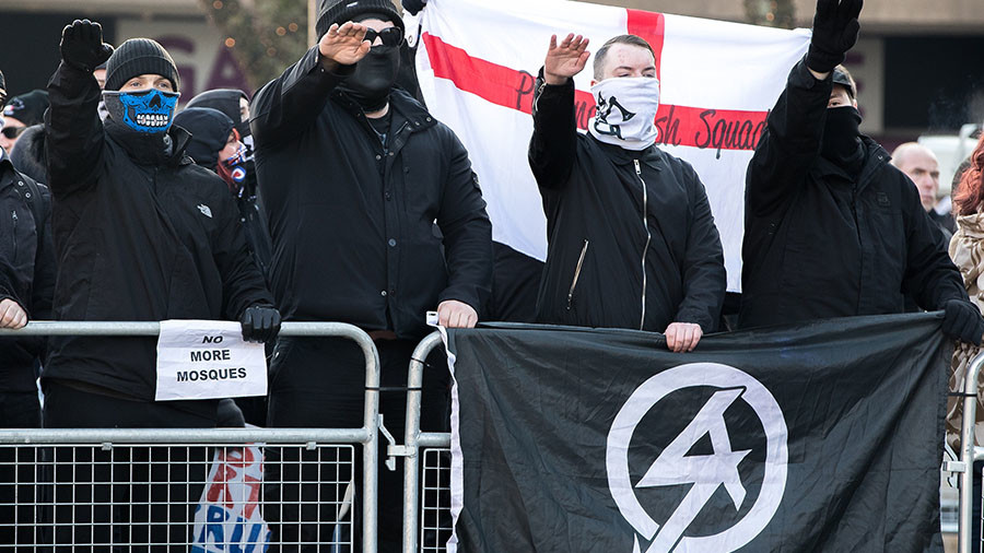 Generation Identity activist was 'also member of banned Nazi terrorist group'