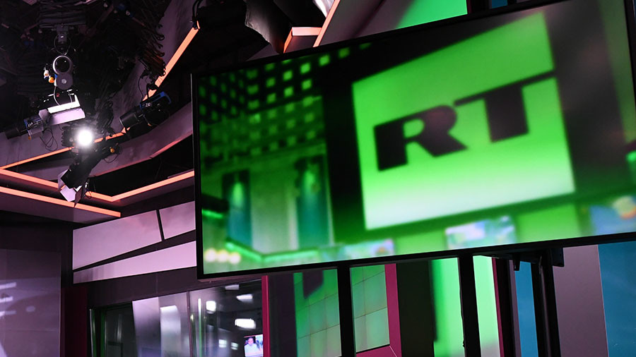 'Campaign against RT is propaganda & McCarthyism' – journalist John Pilger