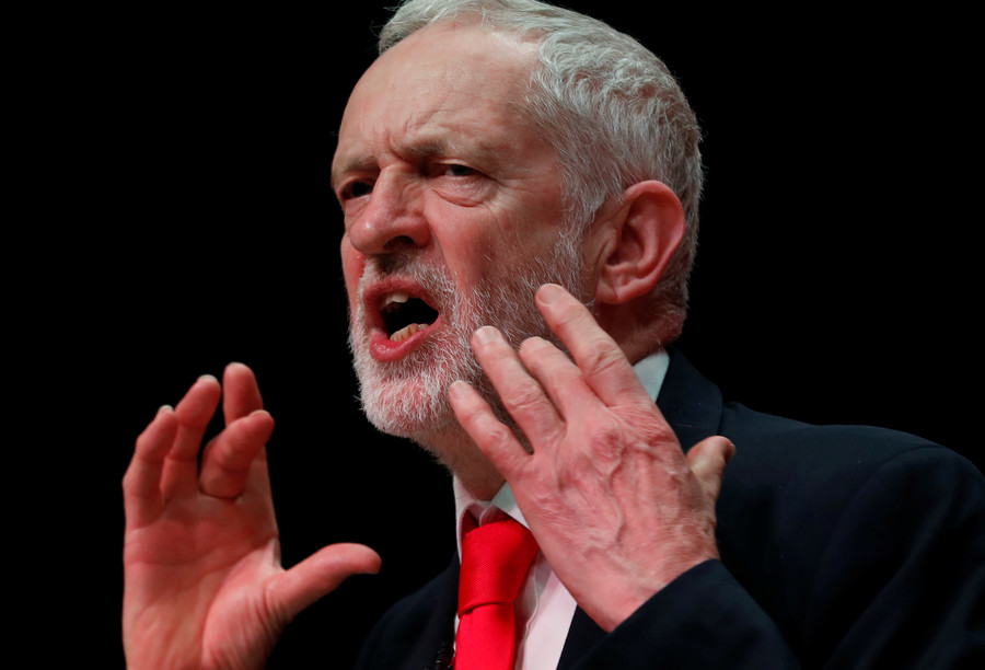 Corbyn challenges May's 'evidence' of Russian 'culpability' in ex-spy poisoning