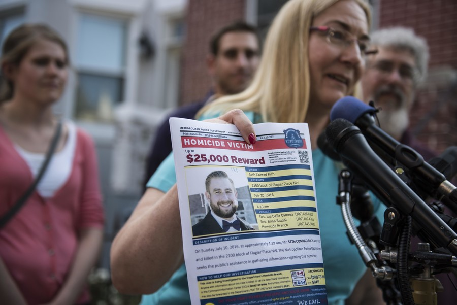 Seth Rich lawsuit: Fox News sued over WikiLeaks-DNC claims