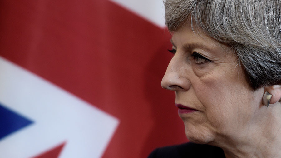 'Moscow is culpable!': Theresa May expels 23 diplomats, freezes assets & limits ties with Russia