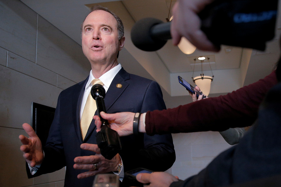 GOP slams Democrat Adam Schiff who 'used Russia probe to launch TV career'