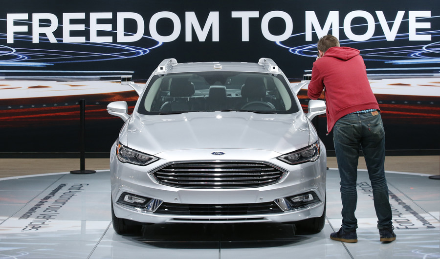 Total recall: Ford rules 1.4mn cars unsafe because their steering wheels could come off