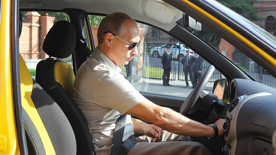 'I considered driving a taxi for living before a job came up in Moscow' – Putin
