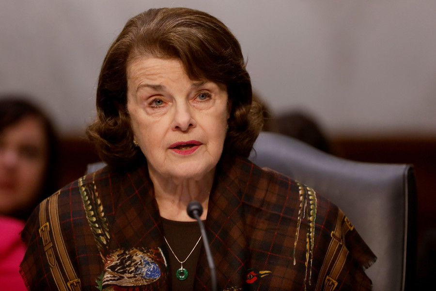 Feinstein asks CIA to declassify Gina Haspel post 9-11 torture documents before confirmation