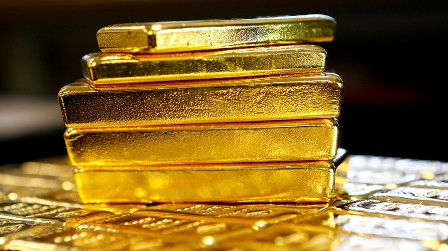 Gold could explode at any minute – investor Peter Schiff