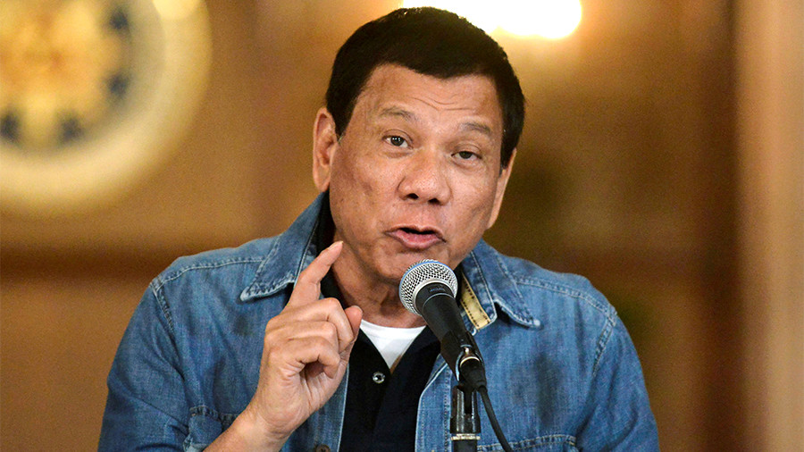 'A load of bull': Duterte rejects ICC treaty, calls on more countries to leave