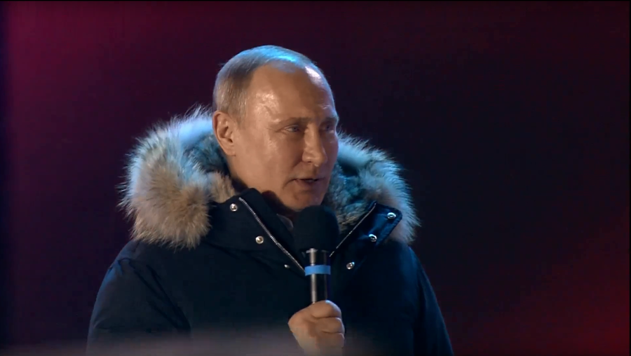 'Think I'll sit until I'm 100 years old?' – Putin on seeking another election bid