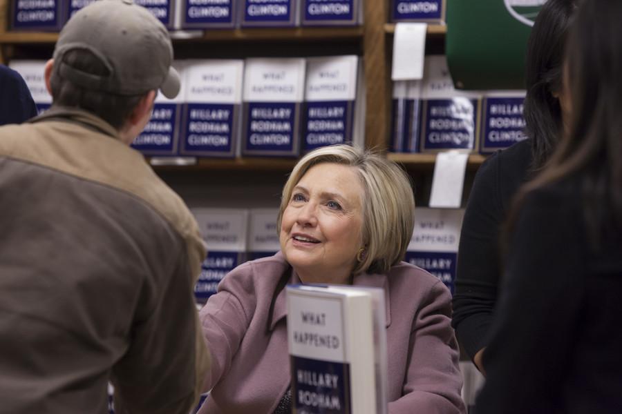 'Go away' Hillary, says Obama-era foreign policy adviser