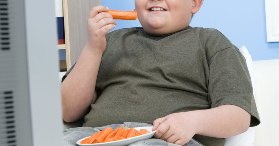 A sign of the times? Poor children officially fatter than rich kids, study proves