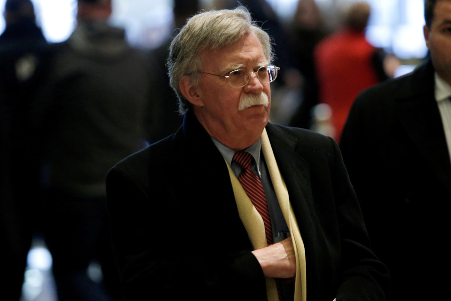 Jimmy Carter says Trump's NSC adviser choice Bolton is 'disaster for our country'