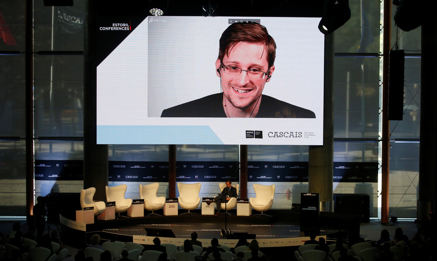 Edward Snowden news