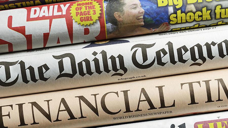 Manipulative media monopoly: Kremlin spokesman says US & UK press has ruled world for decades
