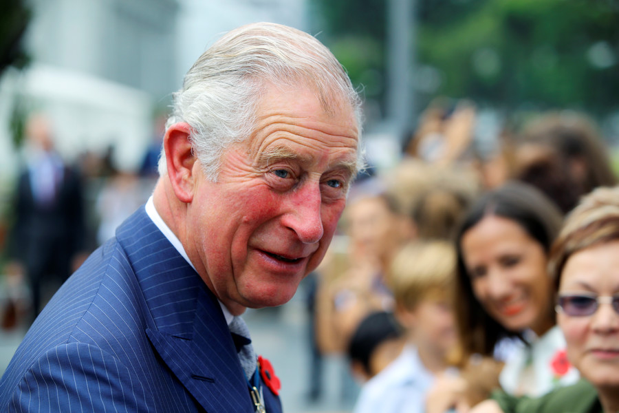Booze-bearing bobbies, slug-picking gardeners & fits of fury: All in Prince Charles' barmy biography