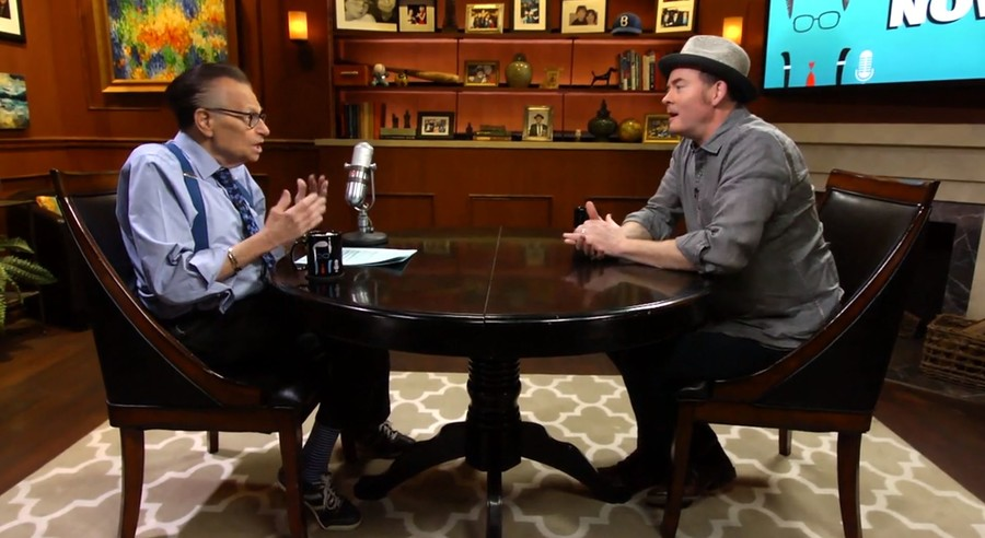 David Koechner on 'Anchorman,' his midwest roots, & comedy