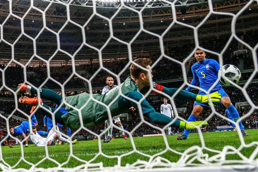Russia 0-3 Brazil: Hosts routed as Samba Boys run riot in Moscow