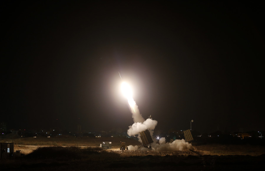 Israel praises 'record' $705mn missile defense funding from Washington