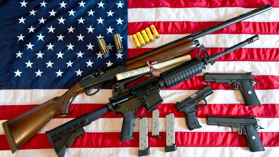 Second Amendment all the way: Trump vows never to scrap gun rights