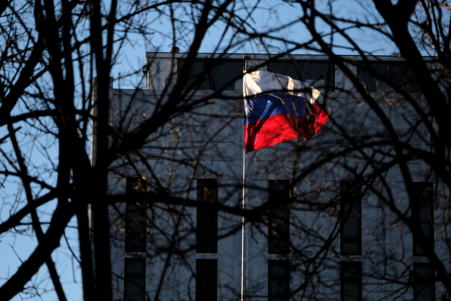 Twitter slams expulsion of Russian diplomats on day of mourning 64 deaths in Siberia