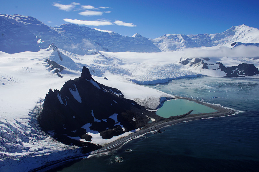 Antarctica news