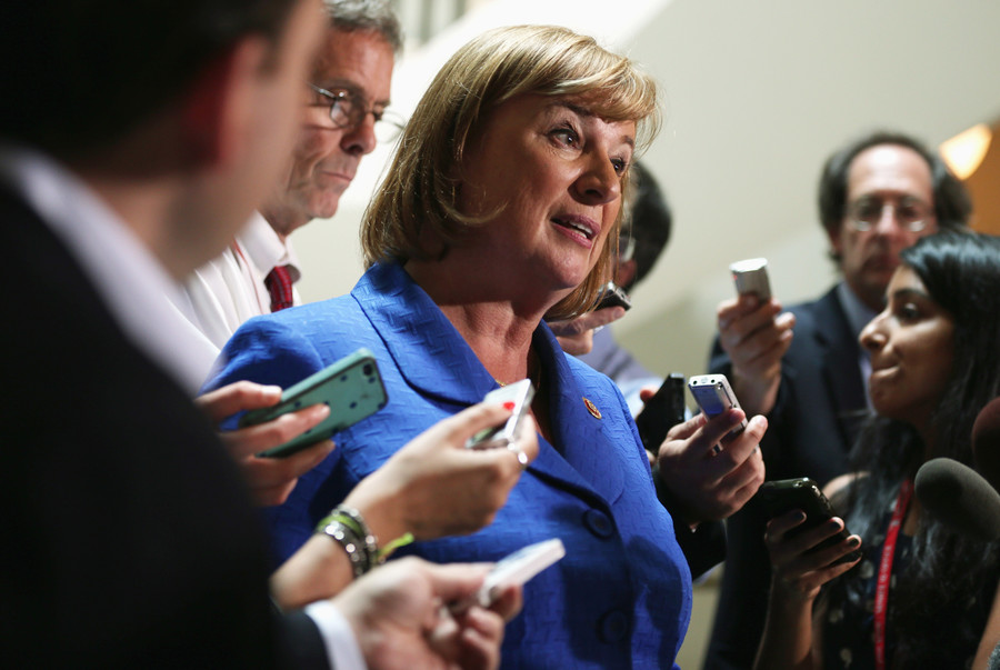 Suspicious packages sent to military facilities, congresswoman