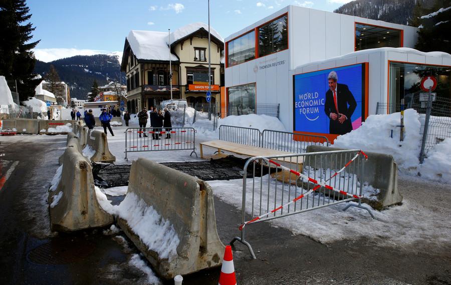 Davos news