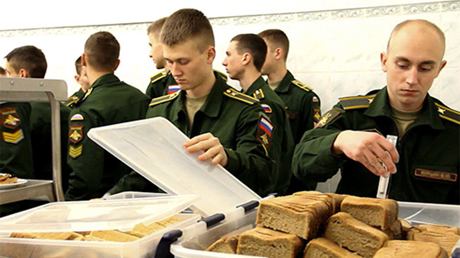 Not fit for service: Russian military set to boot Coca Cola & Snickers bars off bases