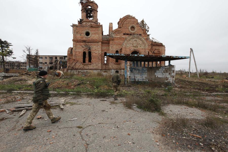 Donbass news