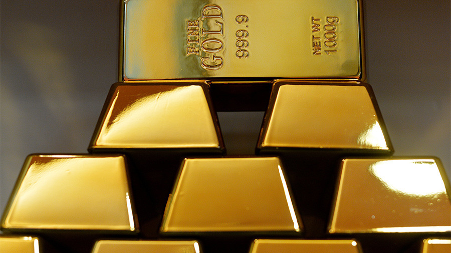 US congressman proposes gold-backed dollar, but does America have enough bullion?