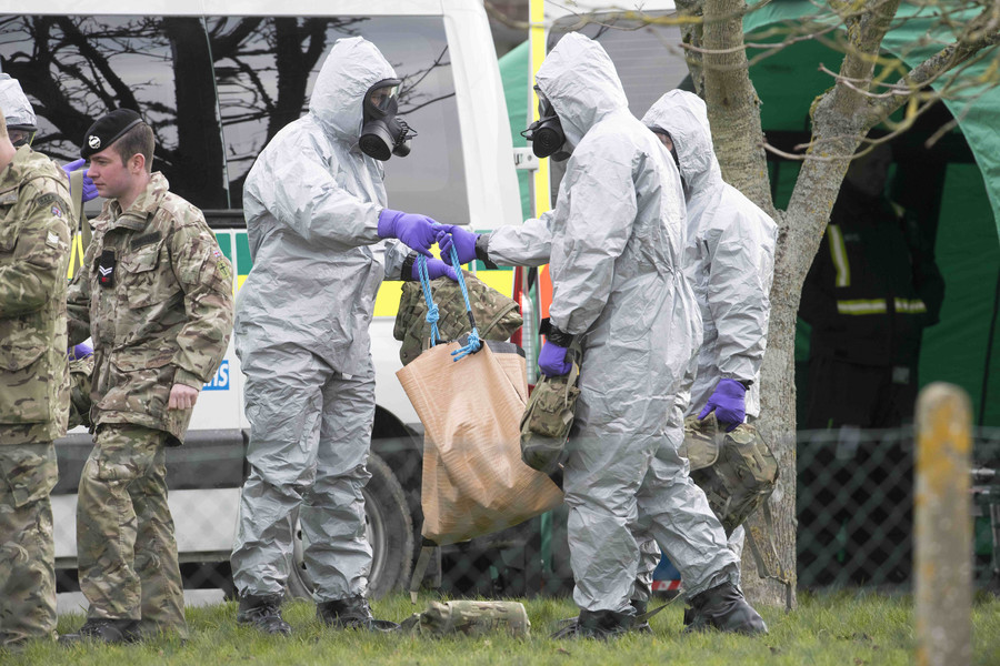 Skripal 'lies' from UK government could get us into another Iraq War, warns Neil Clark (VIDEO)