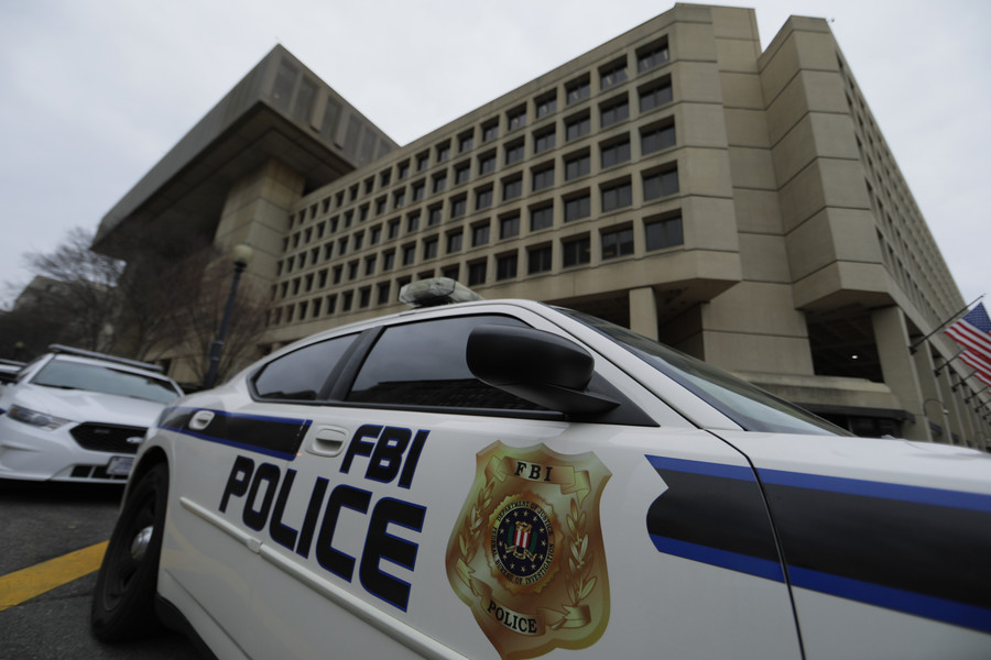 FBI agent charged over leaks to The Intercept – report