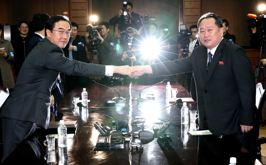 North & South Korea may announce official end to war – local media