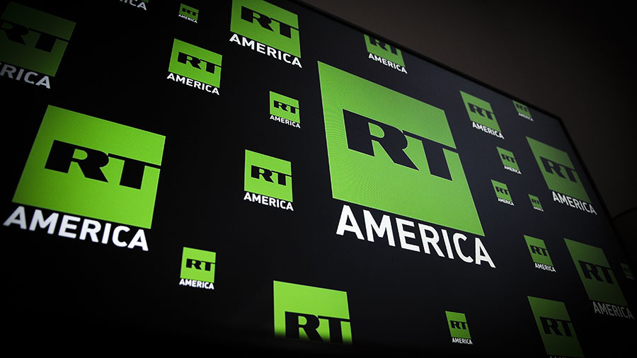 RT silenced in Washington DC, proving FARA crackdown not just formality