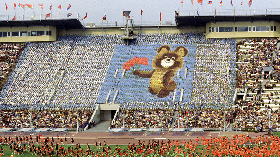 1980 redux: Neocons try to sabotage a sporting festival in Russia once again