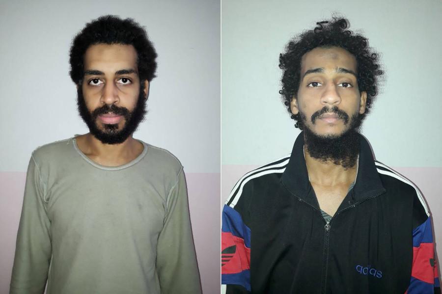 British ISIS torturers 'regret' beheadings, say revoking citizenship 'unfair'
