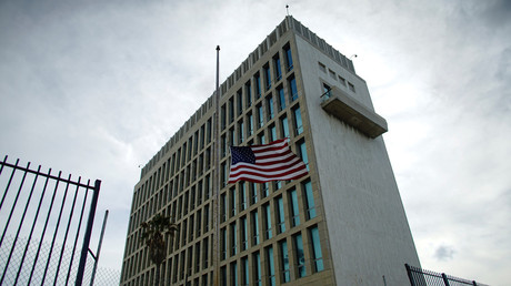 Mystery illness struck 'widespread brain networks' of US embassy staff in Cuba – study
