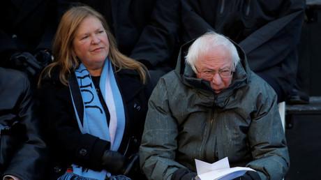 Sanders feels FEC burn over illegal Australian donations