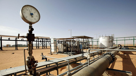 Terror attack shuts down Libyan oil pipeline